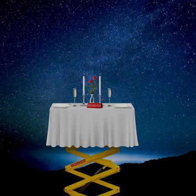 Cramo etablerer Pop-Up-Restaurant på toppen av The Edge i Tromsø