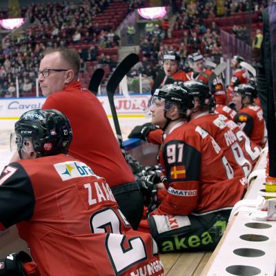 Capgemini og SAP har inngått ny avtale  med Malmö Redhawks