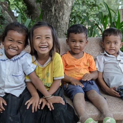 Nordic Choice Hotels feirer ti års samarbeid med UNICEF med feltreise til Kambodsja