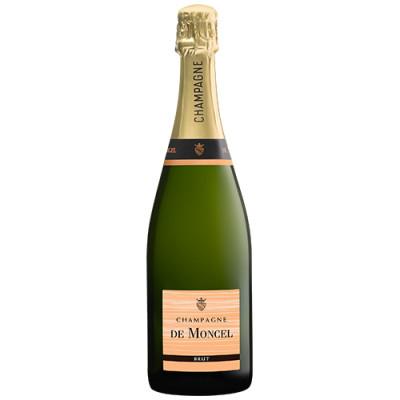 Champagne De Moncel er en prisgunstig champagne til hummer