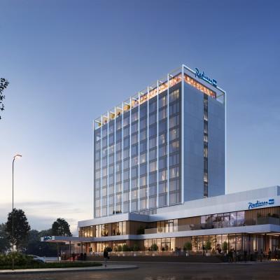 Hotell lyser grønt for organdonasjon