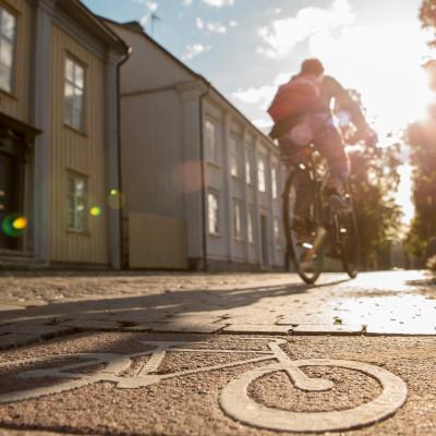 Karlstad i topp tio för hållbara transporter 2018