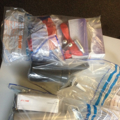 Police seize nitrous oxide and alcohol at Notting Hill Carnival