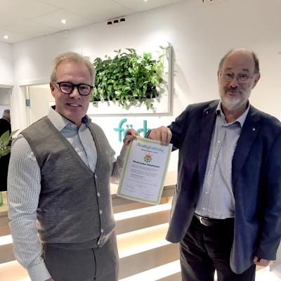 Förbo går med i Allmännyttans Klimatinitiativ