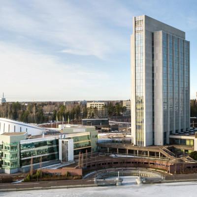 YIT valitsi Aren urakoimaan Espoon tunnetuimman maamerkin talotekniikan