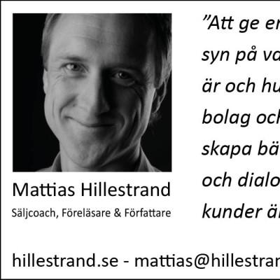 Mattias Hillestrand
