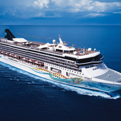 NORWEGIAN SPIRIT CRUISING ON NEW PATHS IN EUROPE