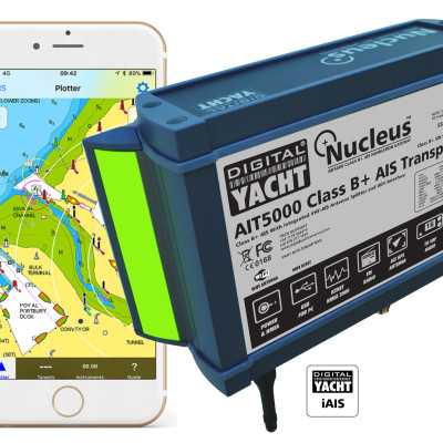 Digital Yacht introduce new range of AIS at Boot 2019