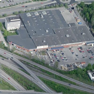 Alma Property Partners acquires retail area Häggvik Entré