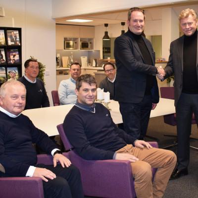 Nytt år och nytt spännande samarbetsavtal mellan GolfStar Sverige AB och Hako Ground & Garden AB.