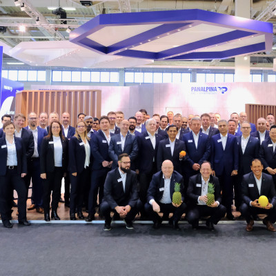 This was Fruit Logistica 2019