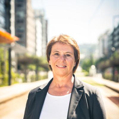 Marianne Vik, ansvarlig for trikkeanskaffelsen og CFO i Sporveien (høydeformat)