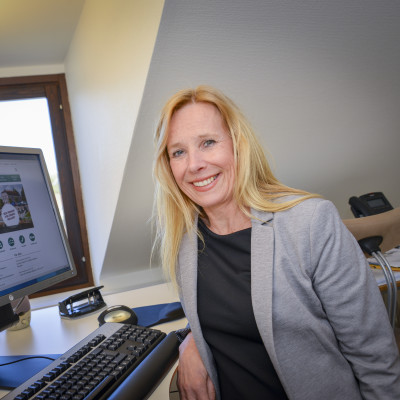 Anneli Schwartz blir tf. kommundirektör i Alingsås