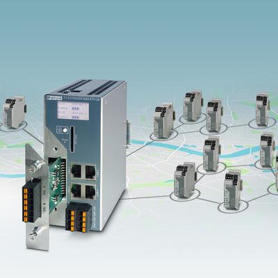 Intelligente Ethernet-ekstendere