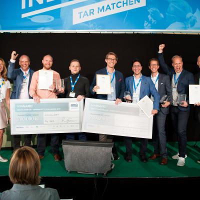Winner announcement: Sprinklebit and SaltX winner of the Nordic entrepreneurship competition Serendipity Challenge