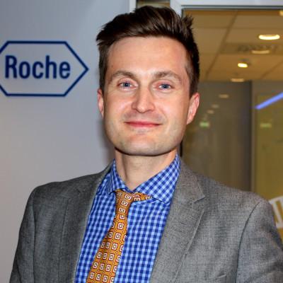 Ny direktør for samfunnskontakt og kommunikasjon i Roche Norge