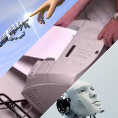 Dags att slänga ut faxen i vården och säga hej till AI!
