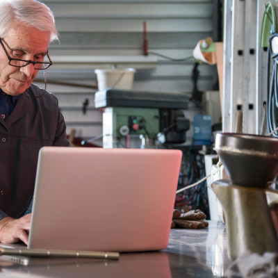 Not finished at 50: Keeping older workers in work