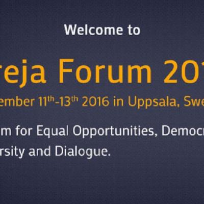 Internationell demokratikonferens i Uppsala
