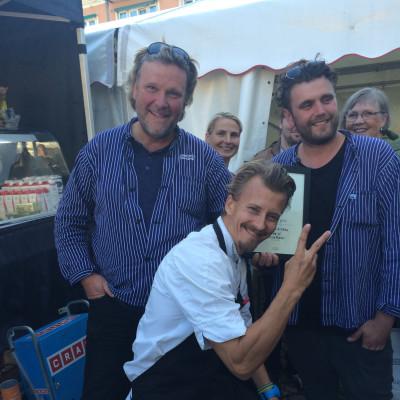 Gratinerad Krabba från Rökeriet i Strömstad vann Matverk Bohuslän 2017