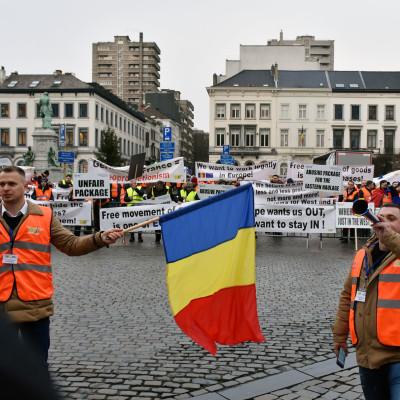 Kaos i Brussel rundt EU-avstemning