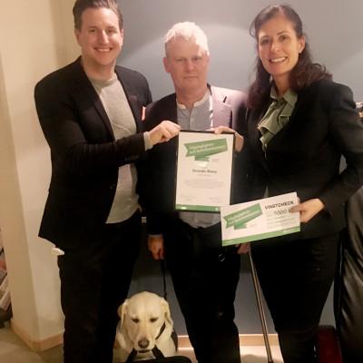 Scandic Elmia bäst på tillgänglighet i Jönköping – Vinner Jönköpings kommuns tillgänglighets- och bemötandepris