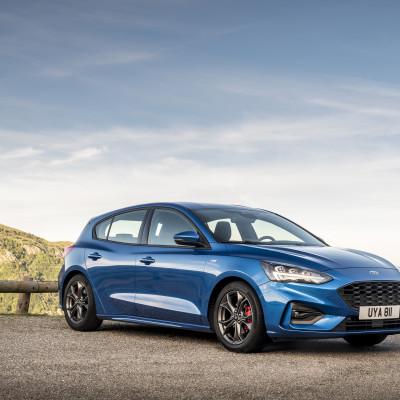 Nye Ford Focus med toppscore i Euro NCAP