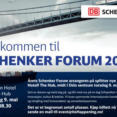 Schenker forum 2019