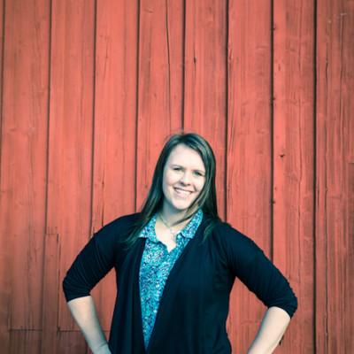 Karin Torstensson ansvarig för nystartade landsbygdsektionen!