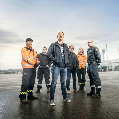 Oslo Lufthavn åpner igjen dørene til kulissene. OSL 24-7 er tilbake på Viasat 4