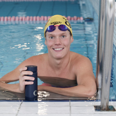 Swedish Swim Ace Adam Paulsson Provides Some Training Focus Tips As Winter Approaches in  Northern Hemisphere