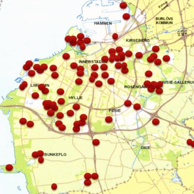 Halvårsrekord: Bygglov för 3000 bostäder