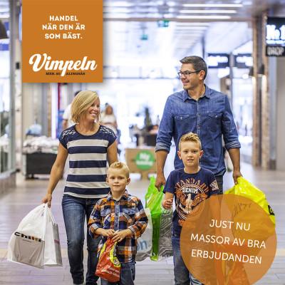 Vimpeln satsar på starka erbjudanden i samband med Lights in Alingsås