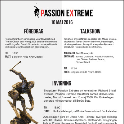 Passion Extreme - invigning