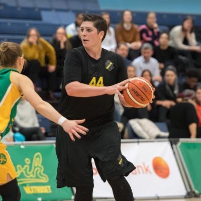 AIK Basket inte i Basketligan dam 2018/2019