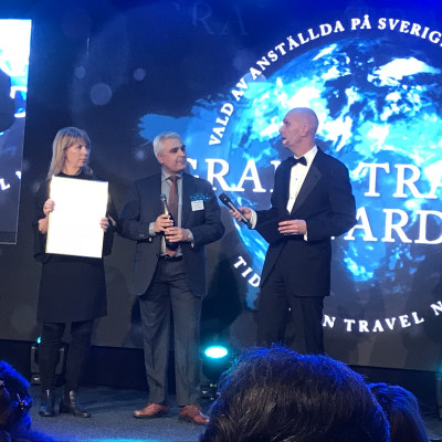 ​Storeslem til Nordic Choice Hotels i Grand Travel Awards