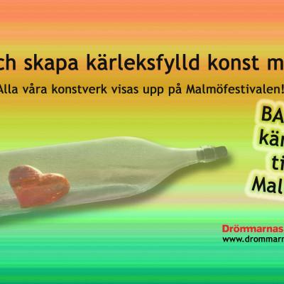 21 kärleksfyllda nedslag i Malmö