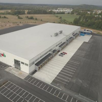 Invigning av Dagabs nya automationsanläggning i Jönköping