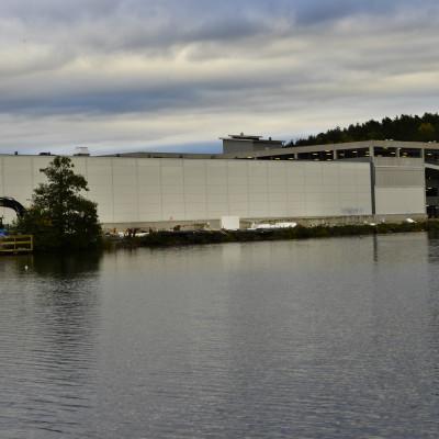Bygglov beviljat för Sjöstaden