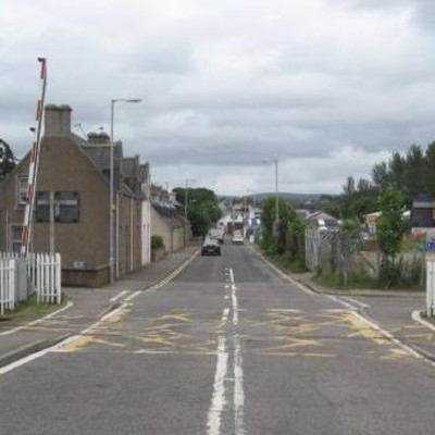 Wards level crossing closure