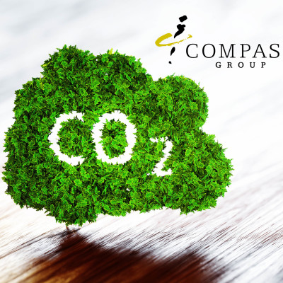 Compass Group fortsätter hållbarhetsresan - publicerar klimatdata för maträtterna på veckomenyn