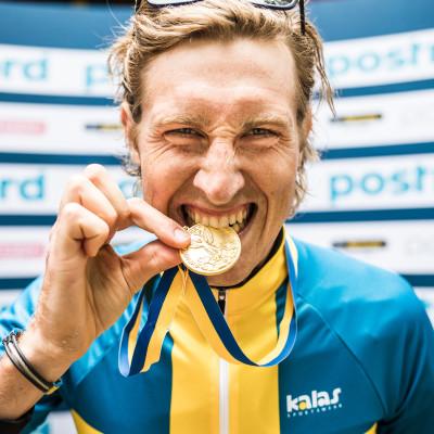 Tempo-SM avgjorts Lisa Nordén och Tobias Ludvigsson tar hem gulden
