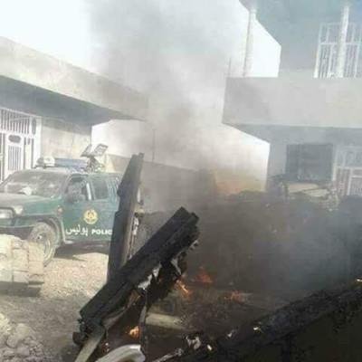 Ett brinnande Ghazni - är det dit ungdomarna ska återvända?