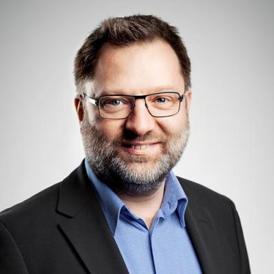 Carl Petruson, vd för QBANK Holding AB