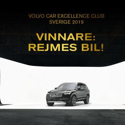 Prestigefyllt Volvopris till Rejmes Bil