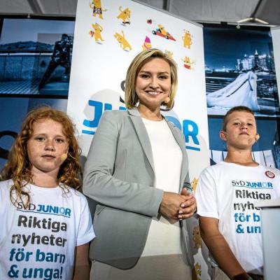 """Ebba Busch Thor: """"Jag vaknade och var ledsen varje morgon"""""""