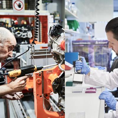 Fords bilproduksjon gir mer effektiv kreftbehandlingsprosess