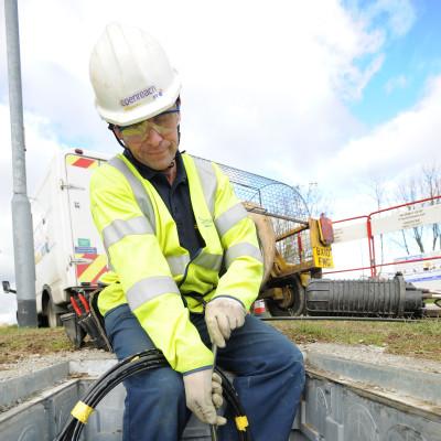 Ultrafast broadband 'breathes new life' into historic village of Thornton Rust