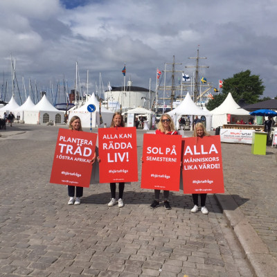Hjärtefrågor i Almedalen 2016