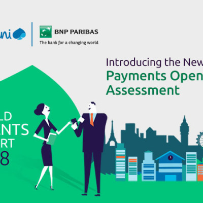World Payments Report 2018: Norsk bank- og butikksamarbeid truer verdens mest effektive betalingssystem